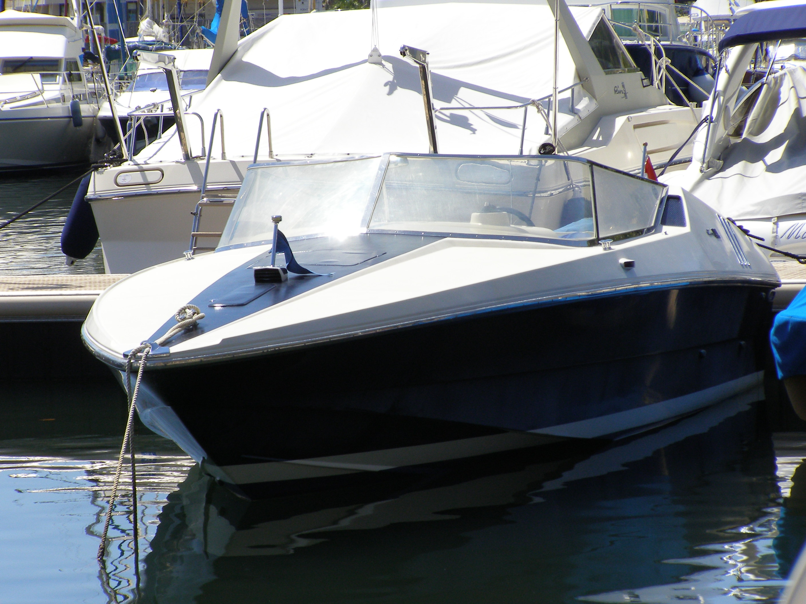 This Boat has now been Sold. click here for other Riva boats for sale